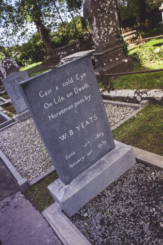 yeats headstone-2624